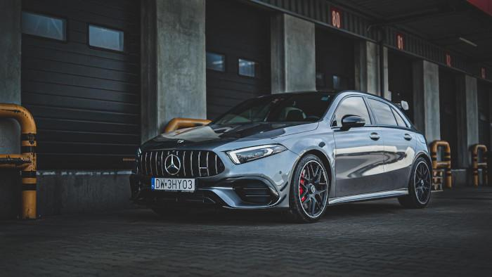 Mercedes Benz AMG A45S 4Matic